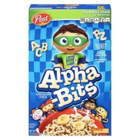 Post Alpha Bits - 12oz/340g
