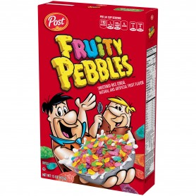 Post Fruity Pebbles - Front