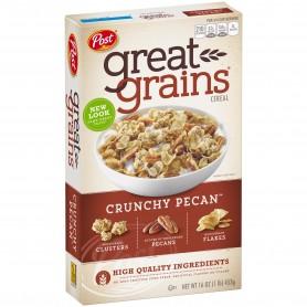 Crunchy Pecans - Front