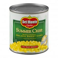 Del Monte - Corn - Summer Crisp - No Salt Added 11 oz