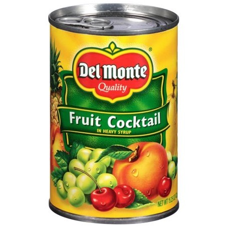 Del Monte - Fruit - Cocktail 15.25 oz