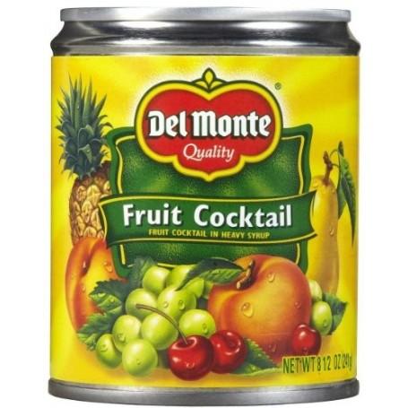 Del Monte - Fruit - Cocktail 8.5 oz