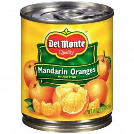 Mandarin Oranges 8.25ozs - Front