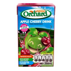 Nestle Orchard Apple Cherry Drink 250ml