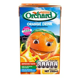 Nestle Orchard Orange Drink 250ml