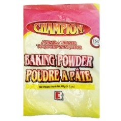 Champion Baking Powder 400g