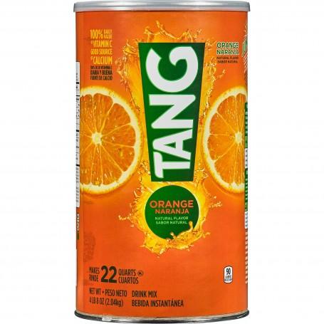 Kraft Tang Orange Drink Mixes 2.04kg