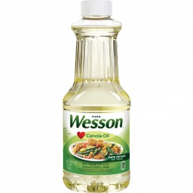 Wesson Canola Oil 710ml