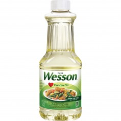Wesson Canola Oil 24oz