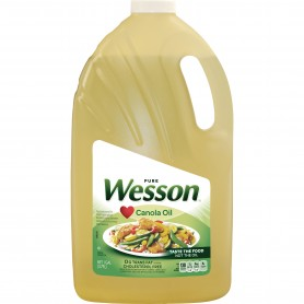Wesson Canola Oil 1gallon