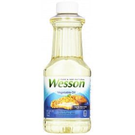Wesson Vegetable Oil 24oz