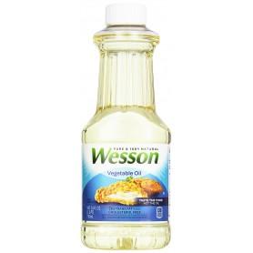 Wesson Vegetable Oil 710ml