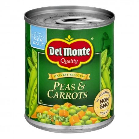 Del Monte Peas And Carrtots 241g