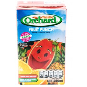 Nestle Orchard Fruit Punch 250ml