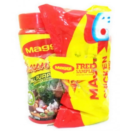 Maggi Season up All Purpose Powdered Seasoning 200g bundle