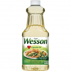 Wesson Canola Oil 48oz