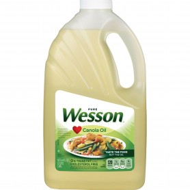 Wesson Canola Oil 64oz