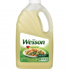Wesson Canola Oil 1.89 Litre