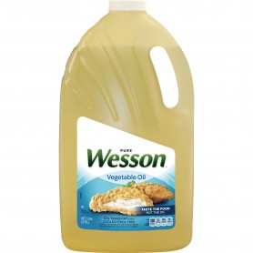 Wesson Vegetable Oil 3.79 Litre