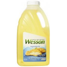 Wesson Vegetable Oil 1.25gallon