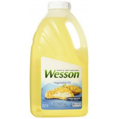 Wesson Vegetable Oil 4.73 Litre
