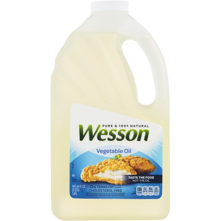 Wesson Vegetable Oil 1.89 Litre