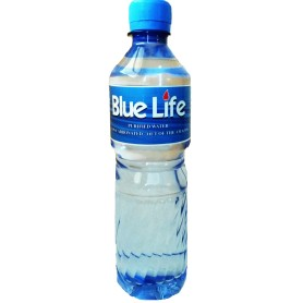 Blue Life Purified Water 500ml/16.9oz