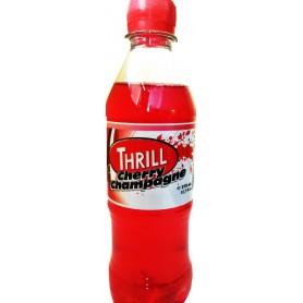 Thrill Soft Drinks Cherry Champagne 375ml/12.7oz