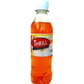 Thrill Soft Drinks Banana 375ml/12.7oz