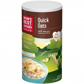 Mom's Best Cereals Quick Oats 42 oz