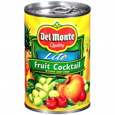 Del Monte - Fruit - Cocktail Lite 15oz