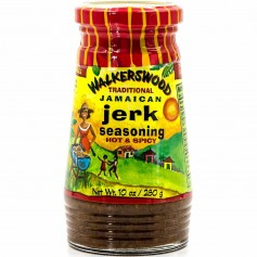 Walkerswood Jerk Seasoning Hot And Spicy 10oz