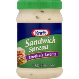 Kraft Sandwich Spread 15oz