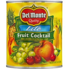 Del Monte - Fruit - Cocktail Lite 29 oz
