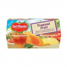 Del Monte Tropical Fruit 4 - 4oz Cups