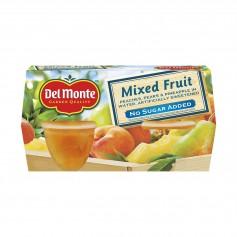 Del Monte Mixed Fruit 4 - 4oz cups