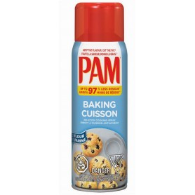 Pam Cooking Spray Baking Cuisson 141g/5oz