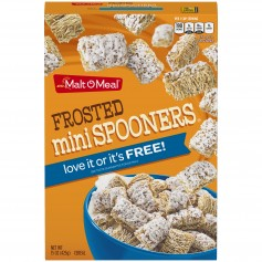 Malt O Meal Frosted Mini Spooners 15oz