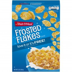 Malt O Meal Frosted Flakes 15.5oz