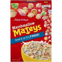Malt O Meal Marshmallow Mateys 11.3oz