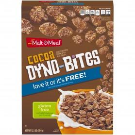 Malt O Meal Cocoa Dyno Bites 12.5oz