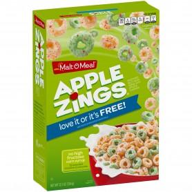 Post Malt O Meal Apple Zings 12.5oz