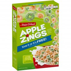 Post Malt O Meal Apple Zings 12.5oz