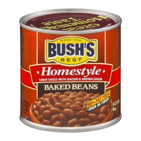 Bush's Baked Beans Homestyle 16oz