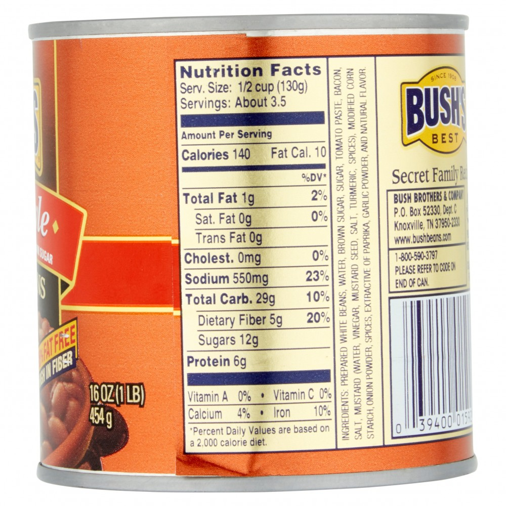 ... Bush's Baked Beans Homestyle 16oz