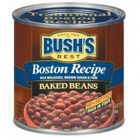 Bush's Baked Beans Traditional Boston Recipe 16oz