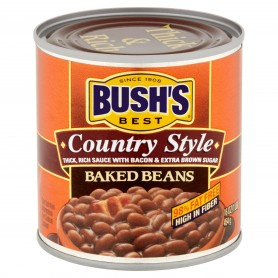 Bush's Baked Beans Thick And Rich Country Style 16oz