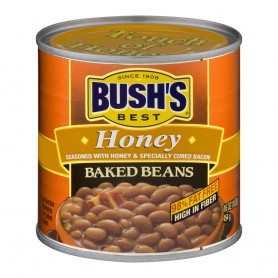 Bush's Baked Beans Touch Of Honey 16oz