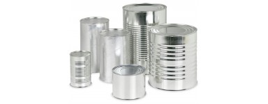 Tins & Canned Foods
