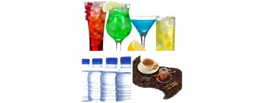 Beverages, Teas, Drink Mixes And Water